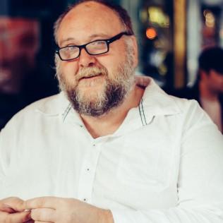Näyttelijä Gunnar Jónsson (Virgin Mountain ja Rams). Kuva: Jan Ahlstedt