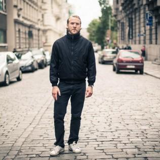Käsikirjoittaja Eike Schulz (Victoria). Kuva: Lauri Hassi