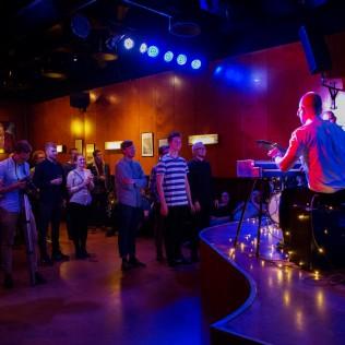 We Jazz -klubi. Kuva: Saila Paakala