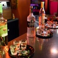 Vodka Hour Cafe Moskovassa. Kuva: Marko Saari