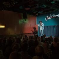 Live from Helsinki! Stand up -klubi Dubrovnikissa. Kuva: Marko Oja