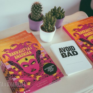 """Avoid bad."" Kuva: Vitali Gusatinsky"