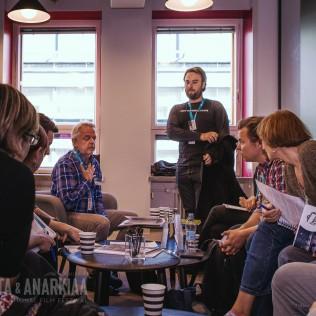 Finnish Film Affair-kehittelyklinikka. Kuva: Vitali Gusatinsky