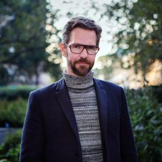 Ohjaaja Michael Madsen. Kuva: Saila Paakala
