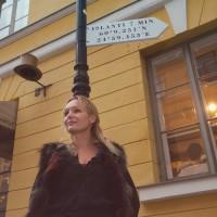 Näyttelijä/ohjaaja Nanna Kristín Magnúsdóttir. Kuva: Mari Mur