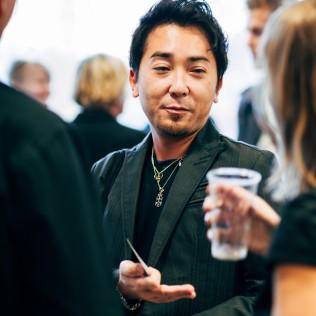 Hiroyuki Hata (Legacy of Soma). Kuva: Pauli Haanpää
