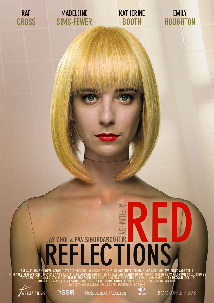 Red Reflections - Official Poster