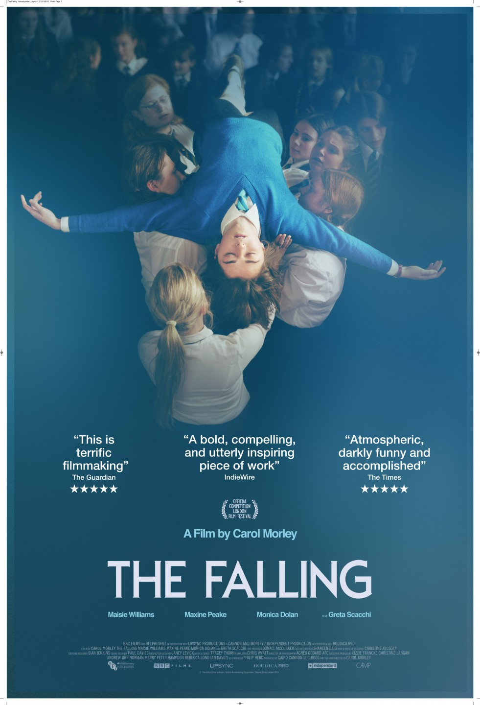The_Falling_1_sheet_poster