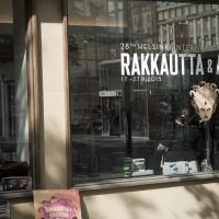 Rakkautta & Anarkiaa -leffakirppis 31.8. Kuva: Marko Oja