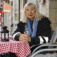 Director Suzanne Osten Photo Kalle RînnÜsen