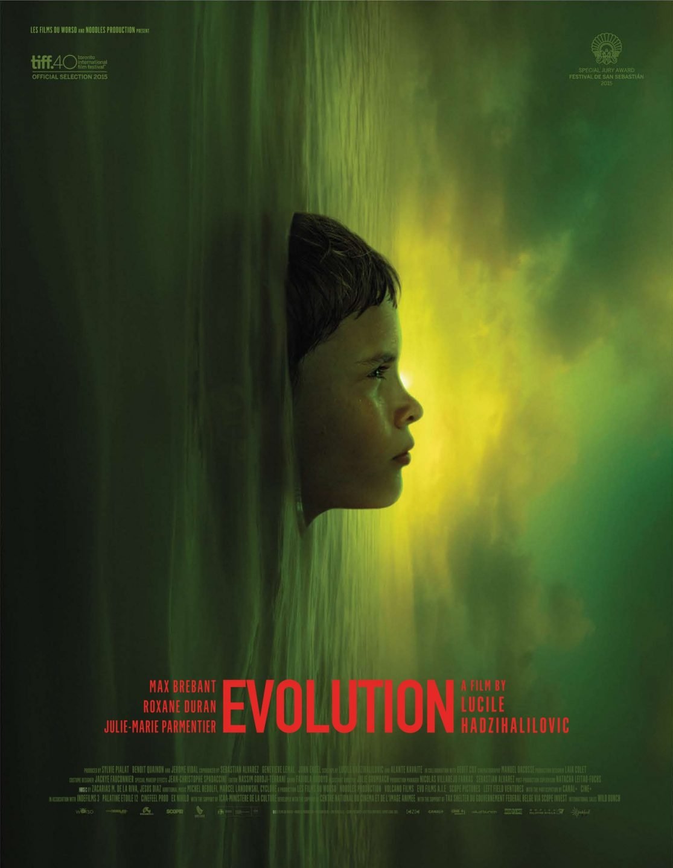 EVOLUTION - Delivery poster