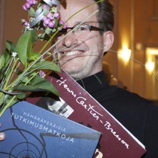 Kotimaisen elokuvan viikon päätösjuhla. Kuva Pirita Särmä.