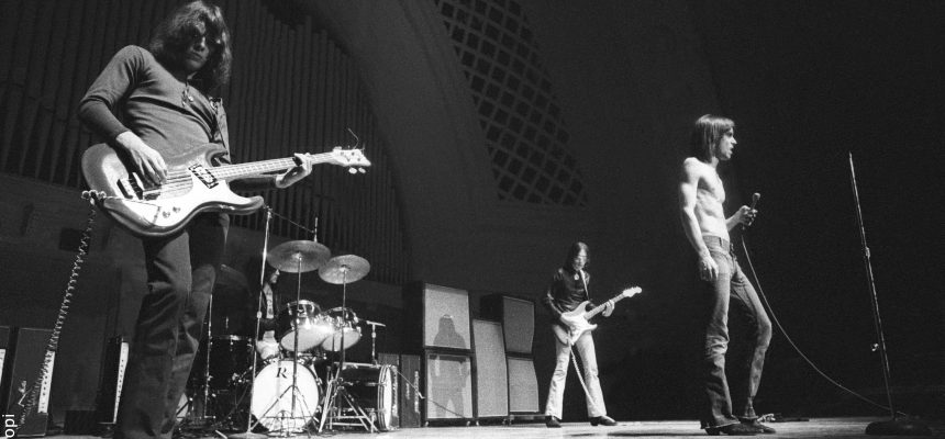 Gimme Danger (c) Tom Copi_The Stooges at Hill Auditorium Ann Arbor MI 1970 37