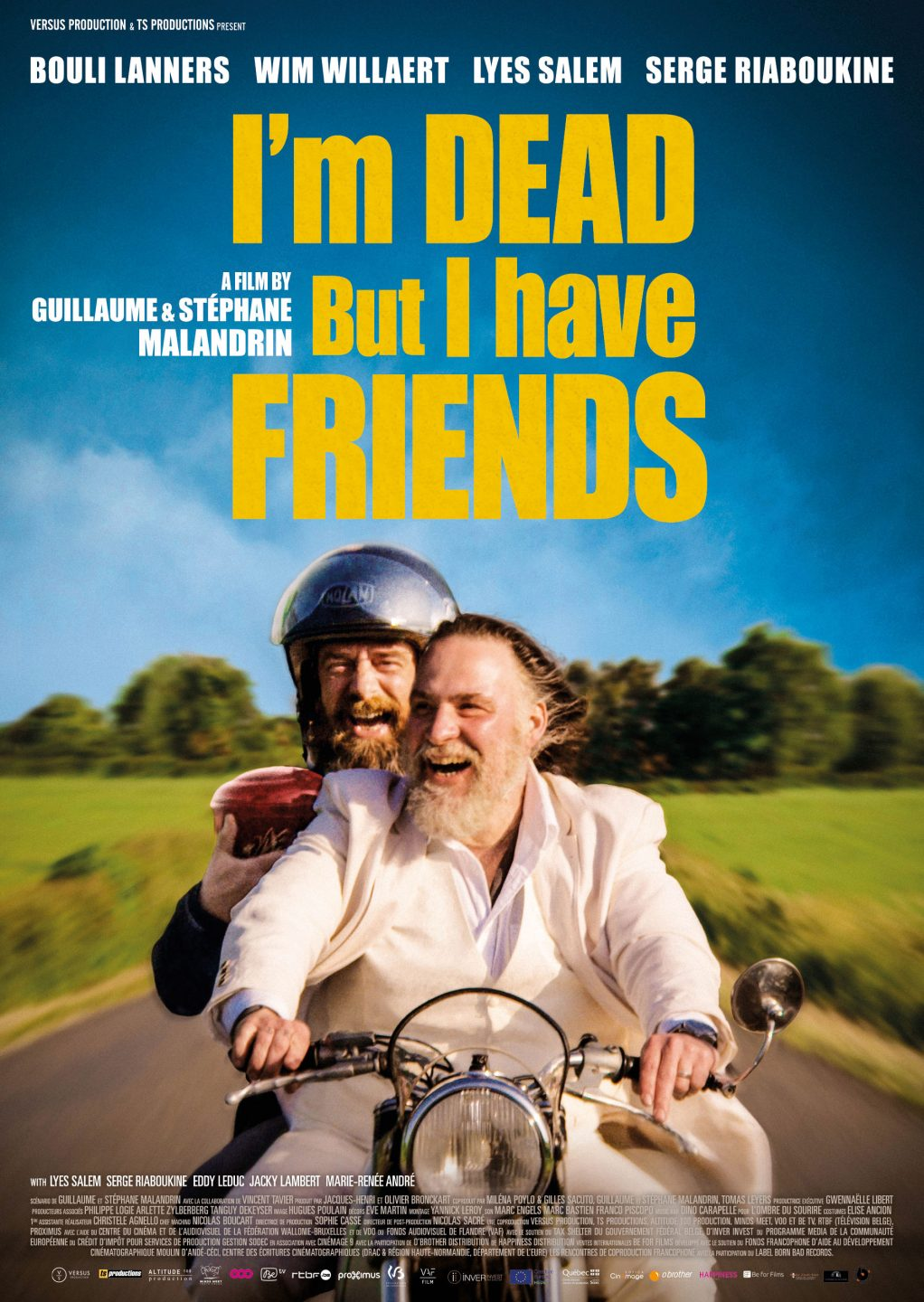 IMDEADBUTIHFRIENDS-international poster