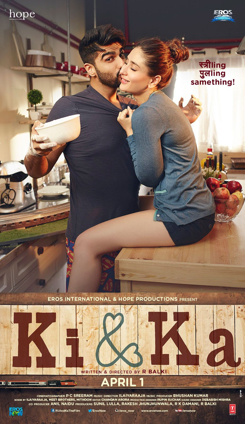 Ki & Ka Poster Image 3