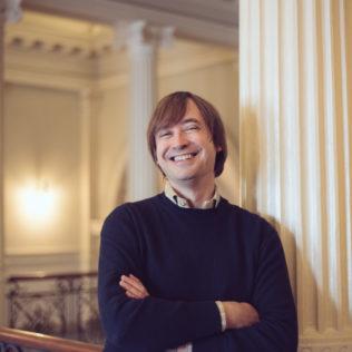 Ohjaaja Klaus Händl (Tomcat). Kuva Mari Mur.