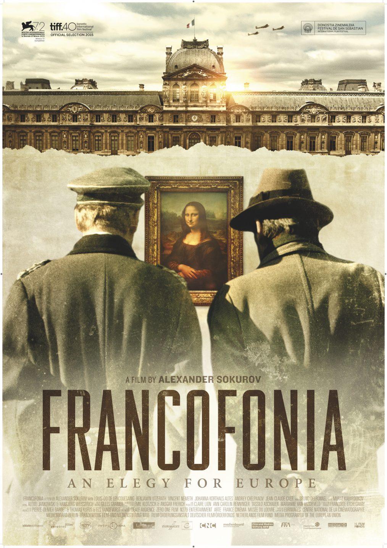 MAIN Francofonia Poster