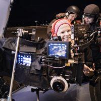 Tyttö Nimeltä Varpu elokuvan Making Of-kuvia / Photo by Cata Portin