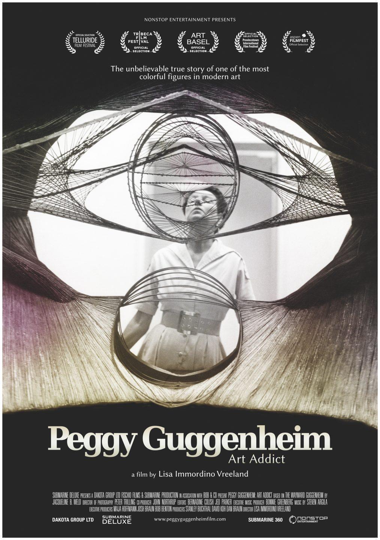 Peggy Guggenheim-70x100
