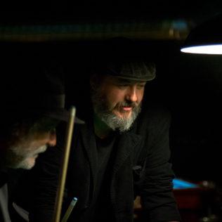 Ohjaajat Rade & Danilo Šerbedžija (Uhrauksia vapaudelle). Kuva Andre Vicentini.