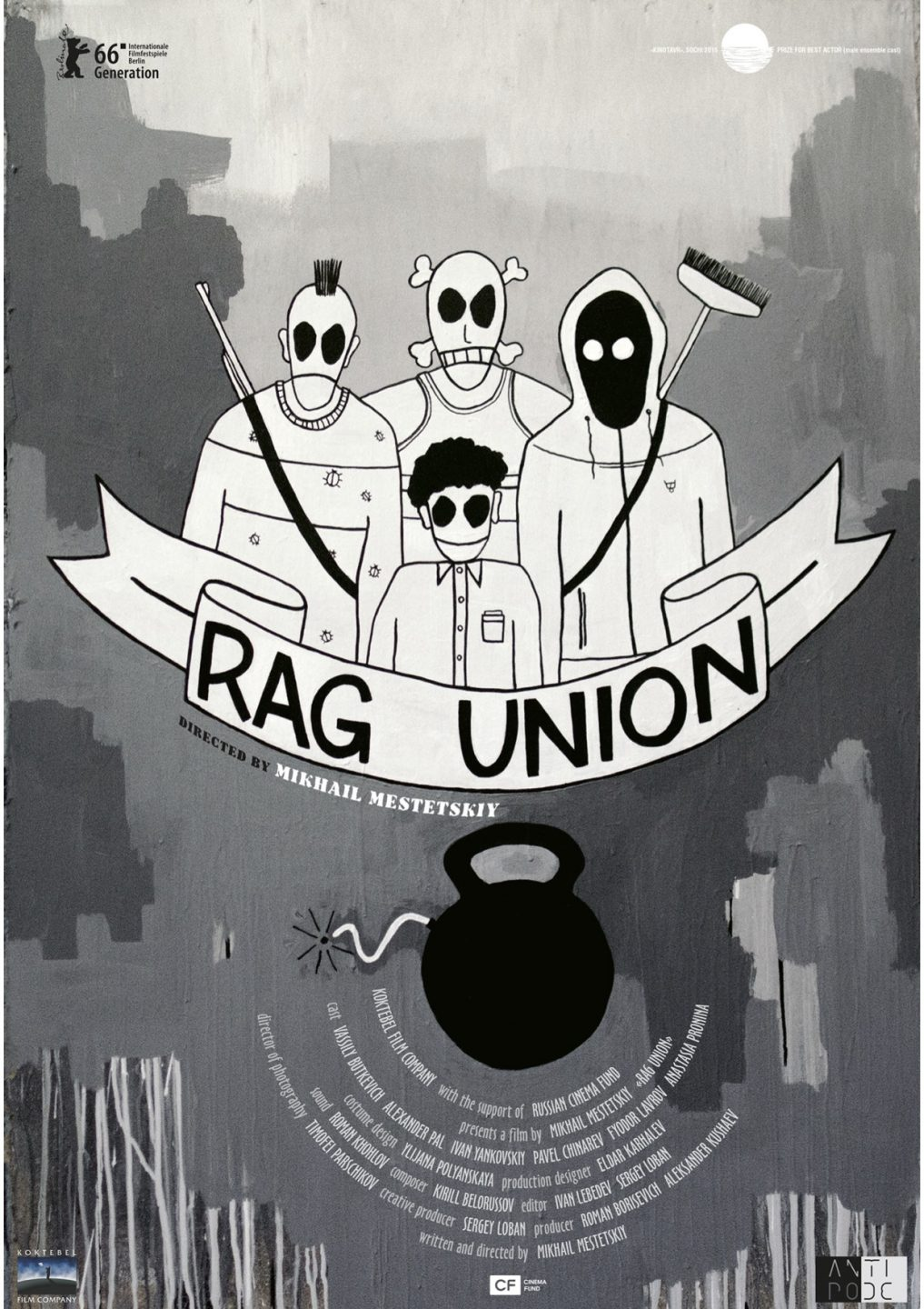 Rag_Union_poster-first_70x100