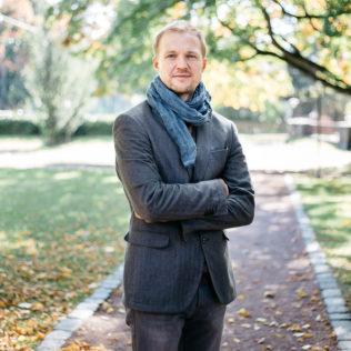 Ohjaaja Renars Vimba (Mellow Mud). Kuva Pauli Haanpää.