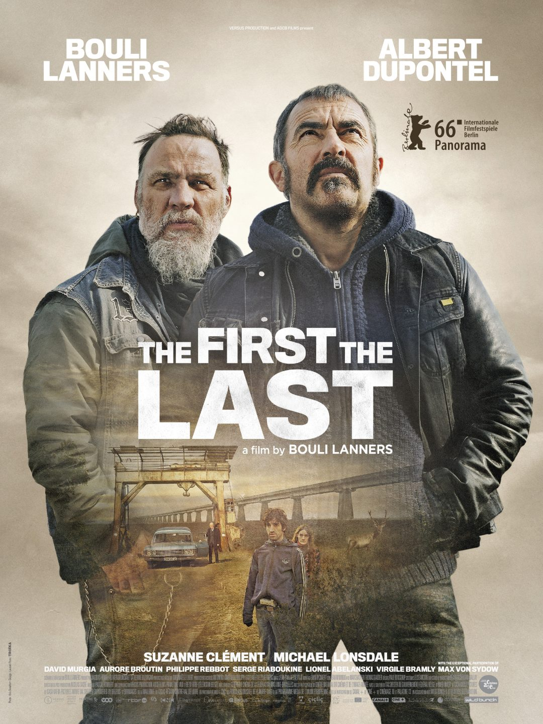 THE FIRST THE LAST - Delivery poster