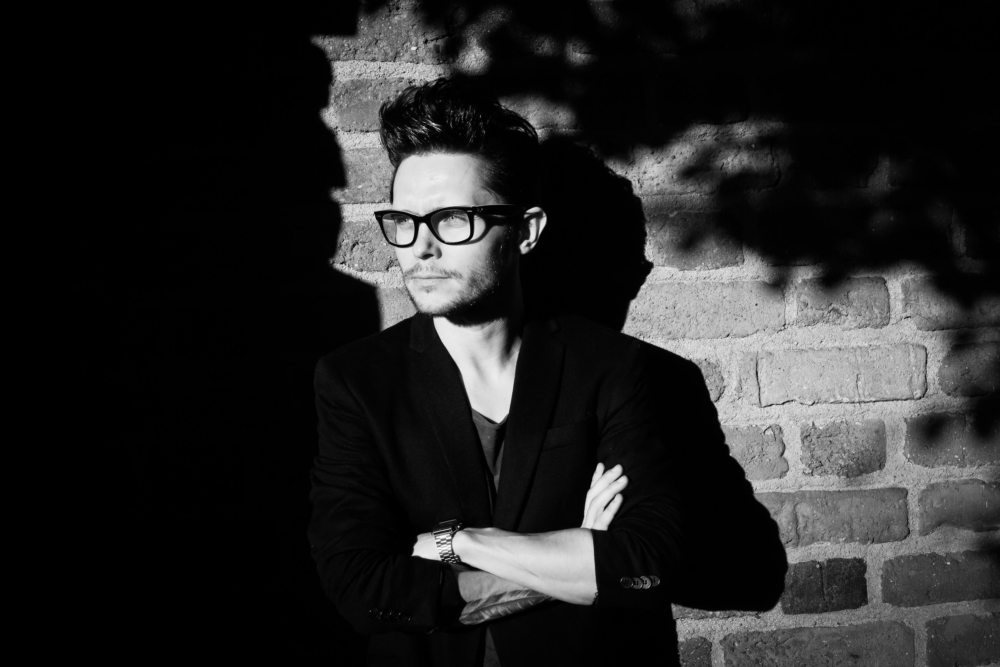Warszawa, 21.05.2014. Tomasz Wasilewski, reżyser. Fot. Rafał Guz