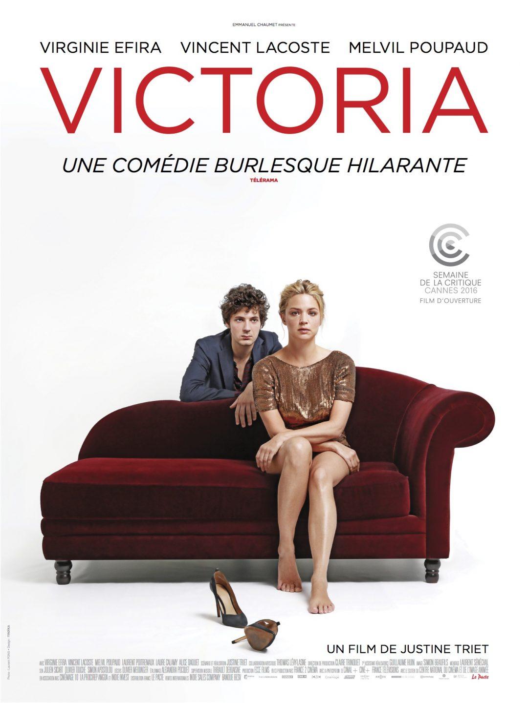 Victoria - 120x160 Poster key art