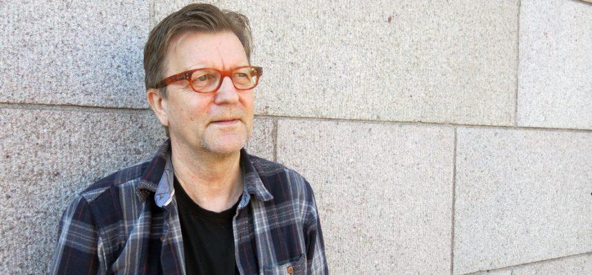 Ohjaaja Mikko Mattila. Kuva: Tommi Kumén